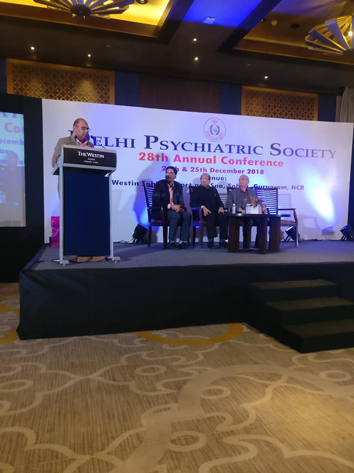 Psychiatry meet