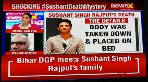 Sushant singh Rajput Suicide